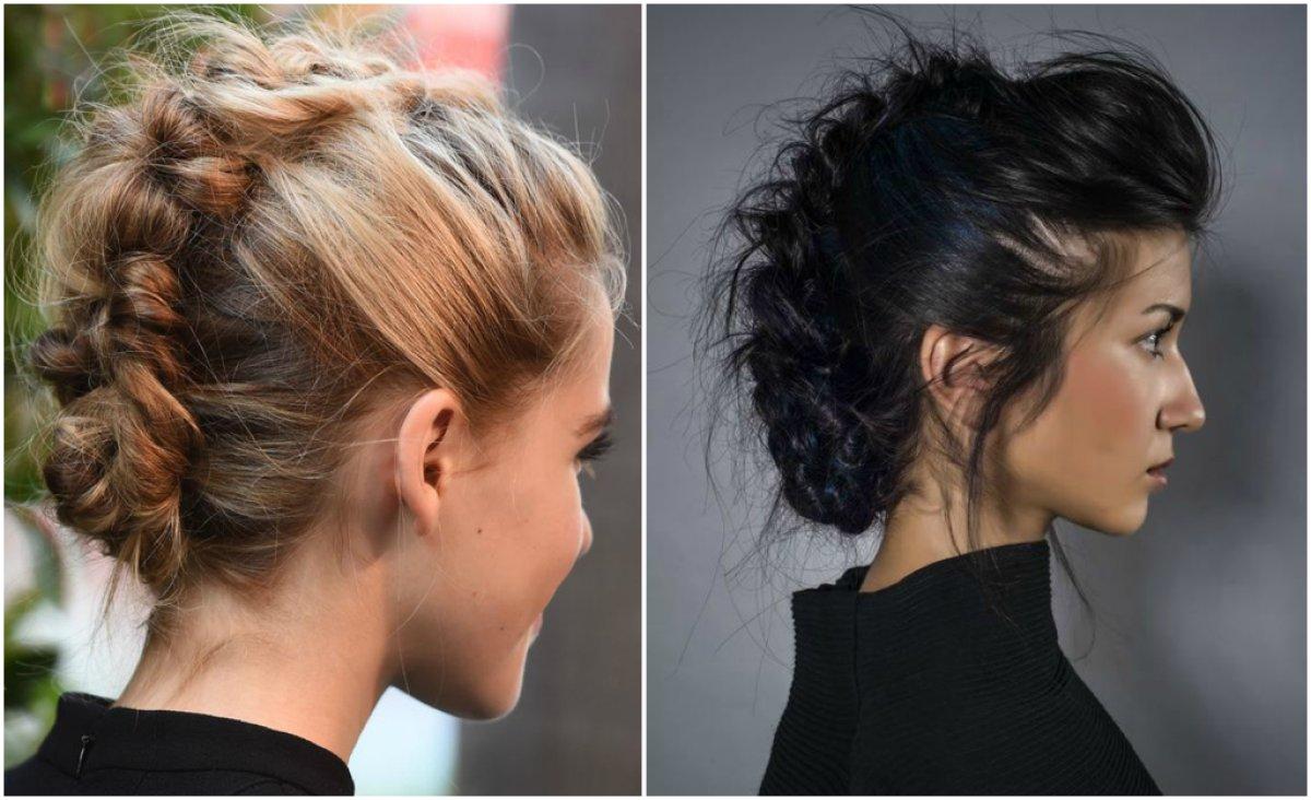 Peinados Cabello Corto Mujeres 5 Peinados Para Chicas Con Cabello