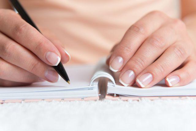 Tu manera de escribir puede mostrar tu personalidad o hasta tus enfermedades