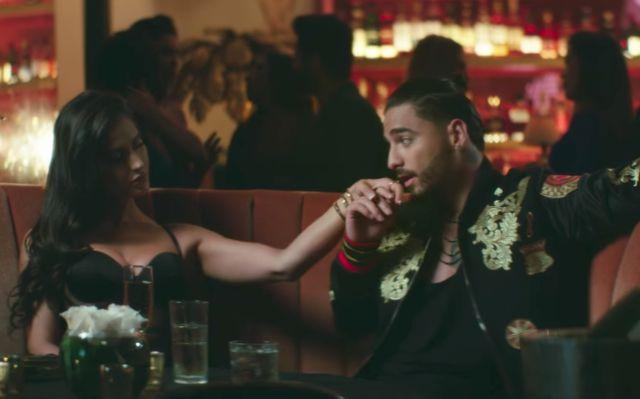 Nuevo videoclip de Maluma y Marc Anthony revelan el misterio
