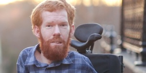 Su discapacidad no se lo impidió