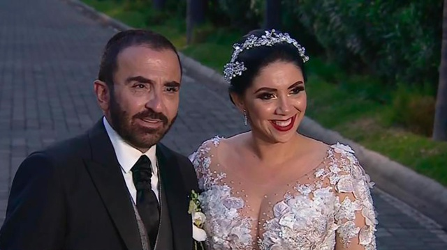 El hermano del Potrillo e hijo del reconocido cantante contrajo matrimonio el pasado fin de semana