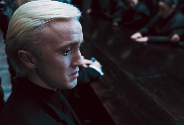 Tu percepción sobre Draco Malfoy sería distinta