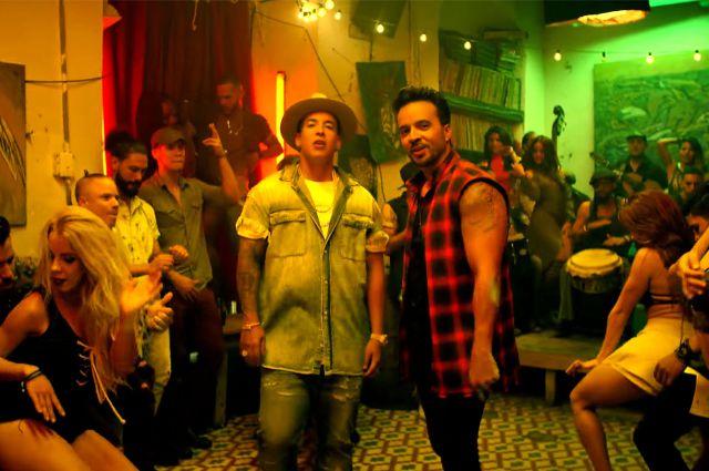 El más visto fue 'Despacito', de Luis Fonsi y Daddy Yankee, pero también aparecen otros artistas como J Balvin con 'Mi gente' y Maluma con 'Felices los 4', entre otros