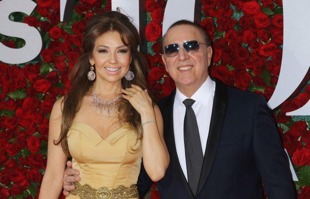 La mexicana publicó un video en su cuenta de Instagram donde festeja su aniversario de bodas con Mottola; la cantante aseguró que se lleva muy bien con Paulina Rubio y se mensajean