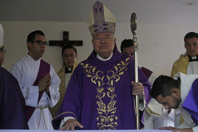 Así lo dijo el Cardenal Juan Sandoval