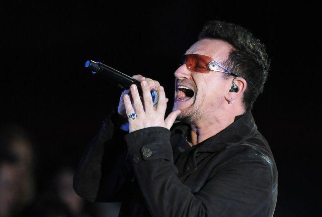El cantante de U2 pudo no haber grabado el último disco