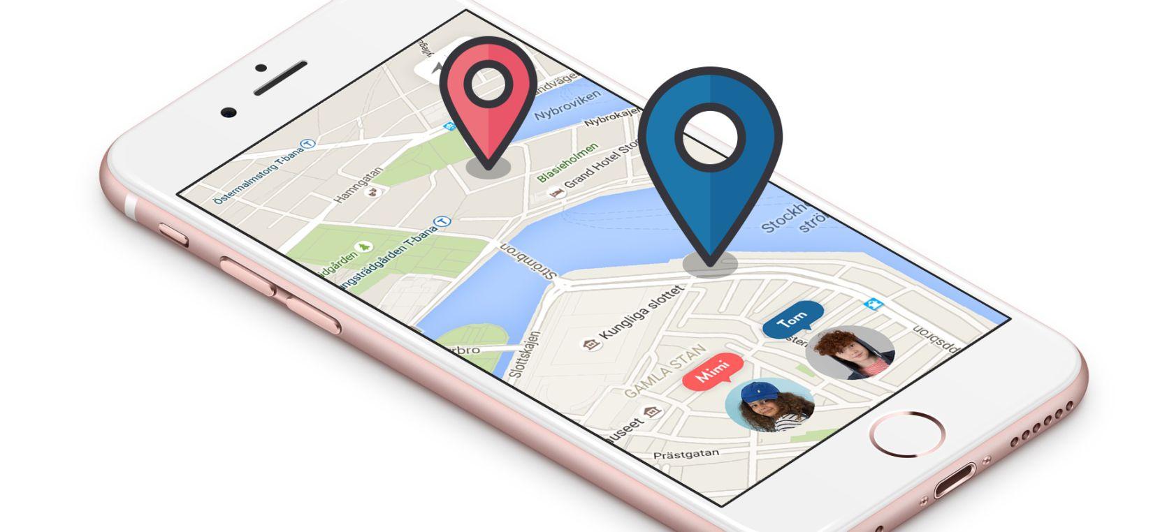 ubicacion del celular