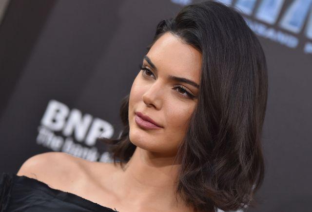 La menor del clan Kardashian habló al respecto