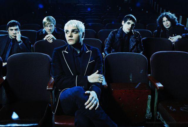 La banda liderada por Gerard Way volvería 5 años después de separarse