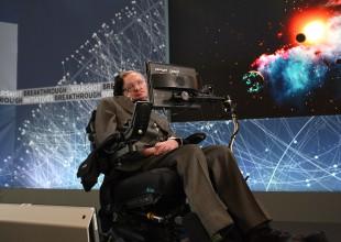 Así lucía Stephen Hawking antes de que la enfermedad lo afectara