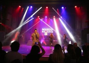 Así disfrutamos del Meet & Greet con Mario Bautista