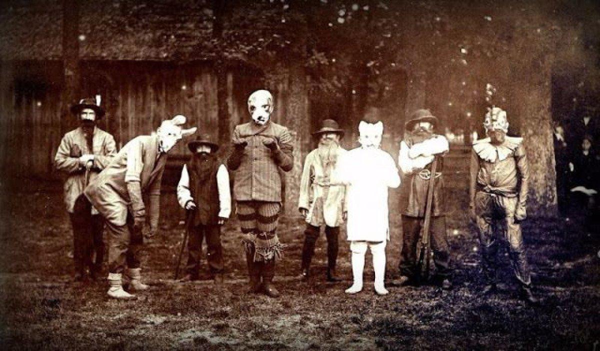 Estos disfraces antiguos para Halloween son muy terroríficos | Fotogalería  | Radio | LOS40 México