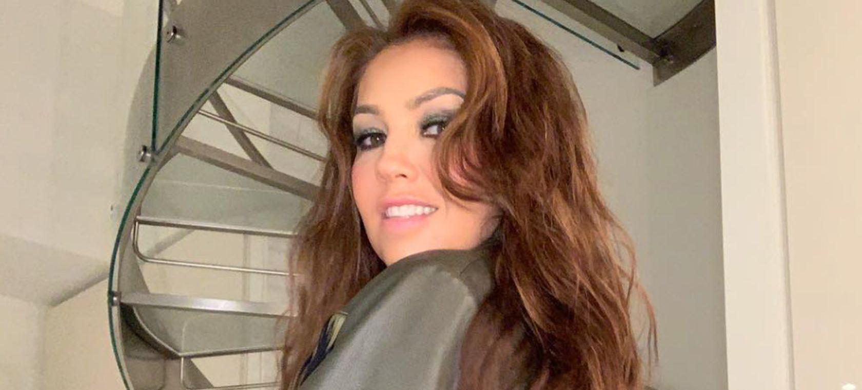 Thalía Se Desnuda En Instagram Actualidad Los40 México