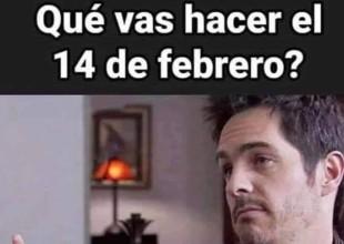 Los mejores memes para San Valentín