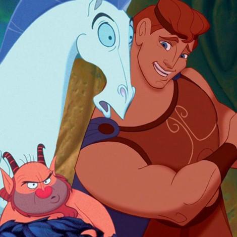 Estos actores serían perfectos para un live-action de Hércules