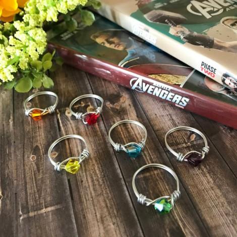 Estos accesorios inspirados en 'The Avengers