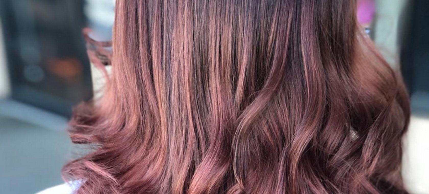 Strawberry Brunette: Tono para morenas | Tendencias 2019 para cabello  teñido | Moda y Belleza | LOS40 México