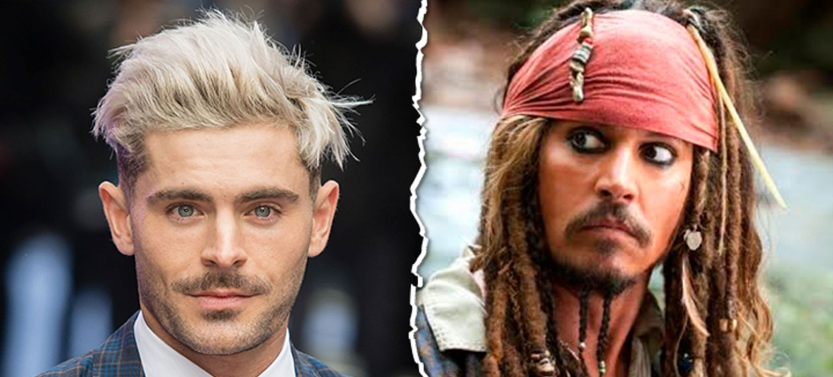 Image result for jacksparrow zac efron