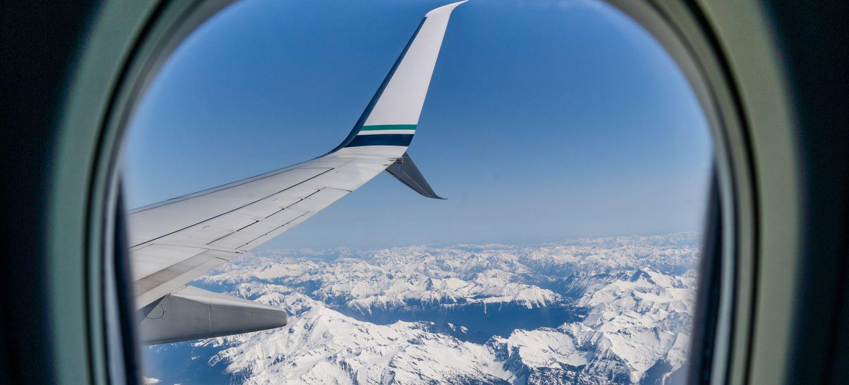 Aerolínea lanza vuelos a ninguna parte y vende boletos en tiempo récord |  Actualidad | LOS40 México